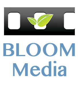 Bloom Media website